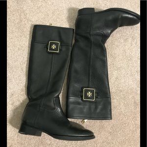 Tory Burch Leather Boots Style 5649